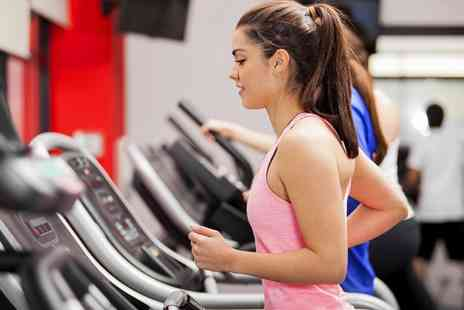 LC Fitness - Ten Gym Passes for One or Two - Save 78%