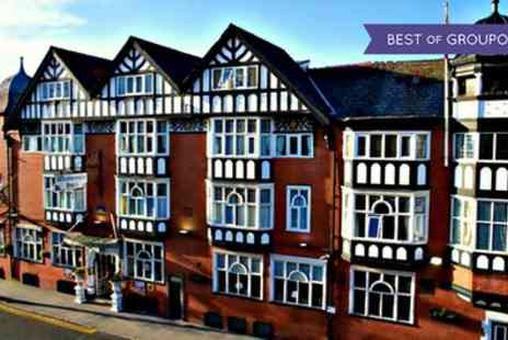 The Westminster Hotel - One Night Stay For 2 with Breakfast and Wine or Beer on Arrival - Save 0%