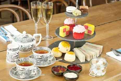 The Devonshire - Traditional Afternoon Tea for Two or Four - Save 0%