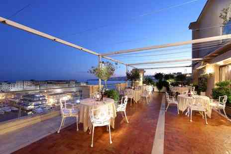 Eurostars Hotel Excelsior - Four Star 3 nights Stay in a Deluxe Sea View Room - Save 42%