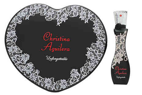 Flawless Steel - Christina Aguilera Unforgettable Fragrance Gift Set - Save 0%