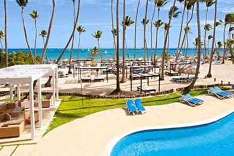 The Holiday Place - Last Min Dom Rep All Inclusive Week with Flights - Save 0%