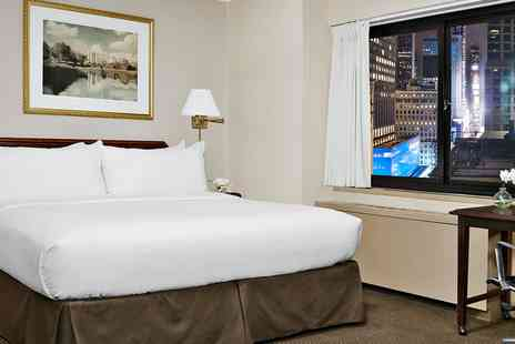Times Square Hotel - Times Square Hotel Stay including Breakfast - Save 0%