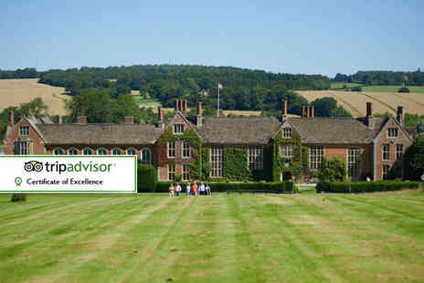 Littlecote House Hotel - Spa day for two including a lunch voucher and treatment each - Save 37%