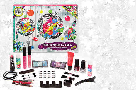 Glam Bazaar - Funky cosmetic advent calendar - Save 73%