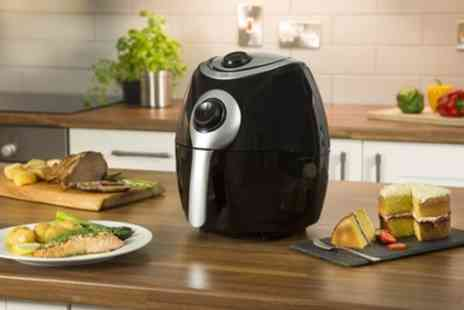 Groupon Goods Global GmbH - Swan Air Fryer in Three Colours With Free Delivery - Save 58%