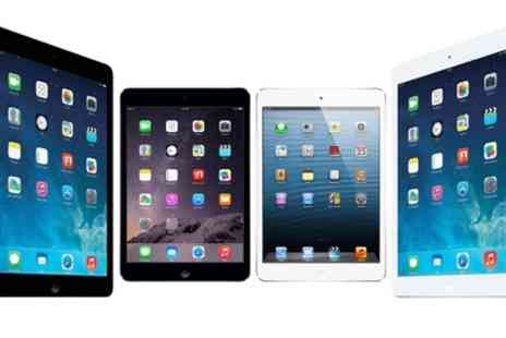 Clickwrap - Refurbished Apple iPad Air or iPad Mini 16GB To 32GB With Free Delivery - Save 0%