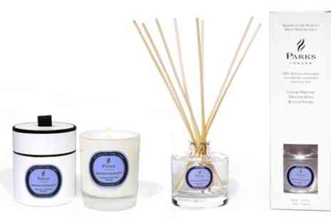 Groupon Goods Global GmbH - Aromatherapy Diffuser and Candle With Free Delivery - Save 0%
