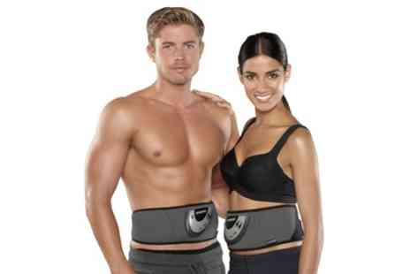 Groupon Goods Global GmbH - Slendertone Abs Toning Belt With Free Delivery - Save 0%