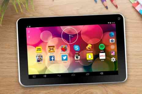 Groupon Goods Global GmbH - 7 Inch Quad Core Android 5.0 Lollipop HD Tablet With Free Delivery - Save 71%