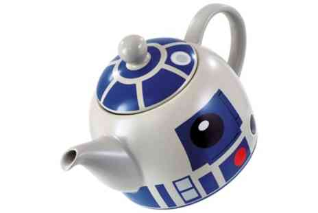 Groupon Goods Global GmbH - Star Wars R2 D2 Themed Teapot - Save 62%
