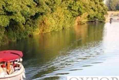 Oxford River Cruises - One Hour Private River Cruise For 12 With Prosecco - Save 54%