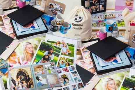 uPhotogifts - Up to £50 Toward uPhotogifts Products - Save 67%
