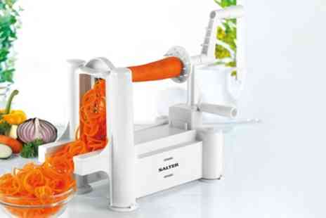 Groupon Goods Global GmbH - Salter Spiralizer BW04294 - Save 50%
