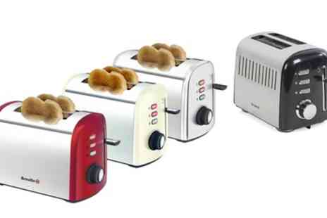 Groupon Goods Global GmbH - Breville Toaster - Save 60%