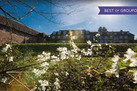 Needham House Hotel - One or Two Nights Stay For Two With Spa Access, a Bottle of Prosecco and Late Checkout - Save 0%