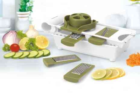 Groupon Goods Global GmbH - Salter Mandolin Grater - Save 52%