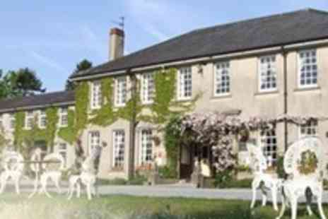 Ty Newydd Country Hotel - One Night Stay For Two With Welsh Cream Tea and Breakfast in Brecon Beacons - Save 62%