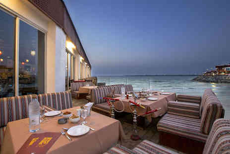 Dubai Marine Beach Resort & Spa - Five Star 7 nights Stay in a Standard Balcony Room - Save 54%