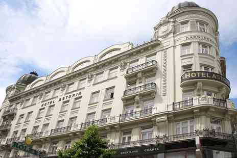 Hotel Astoria - Four Star 2 nights Stay in a Deluxe Room - Save 70%