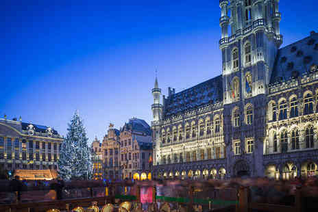 Aloft Brussels Schuman - Three Star 3 nights Stay in a Savvy Room - Save 70%