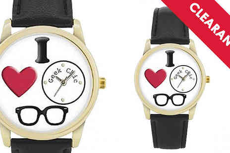 Jewellery Bank - Gold Toned Portobello Road Ladies Watch with Free Delivery - Save 72%