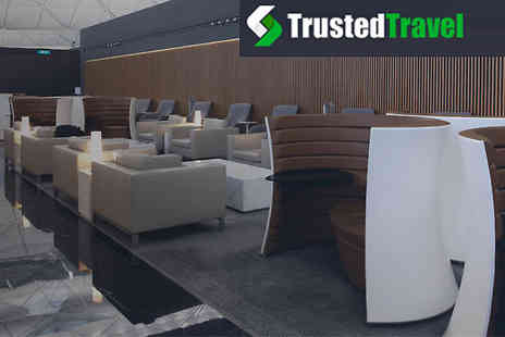 Trusted Travel - Up to 25% off an Airport Lounge Pass - Save 0%