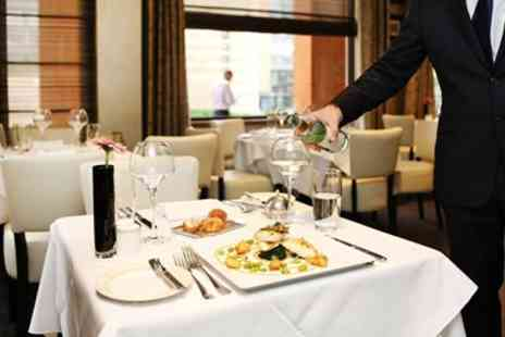 Edmunds Restaurant - Five Star Meal for 2 in Birmingham City Centre - Save 47%
