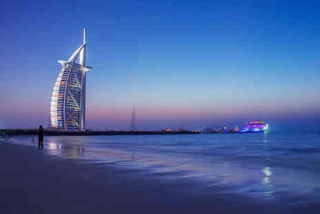 Tour Center - Three or Four night 4 Star Dubai break including flights - Save 40%