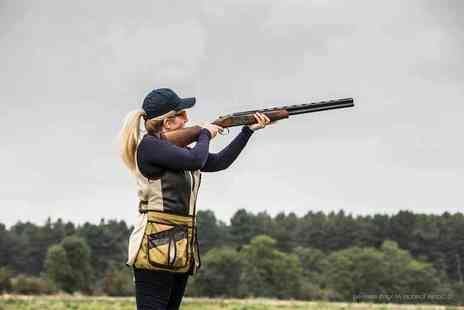 Whitewater Shooting Ground - One hour of air rifle shooting for one - Save 0%
