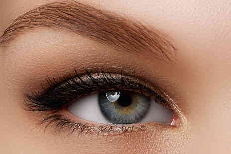 KrisBeauty - Semi permanent makeup on top or bottom eyeliner - Save 65%