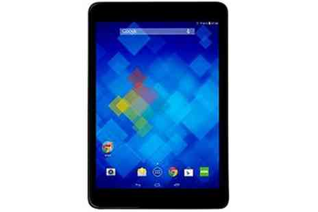 T L X Electrical - Polaroid P791 7.85 Inch Android 4.4 Quad core Tablet With Free Delivery - Save 0%