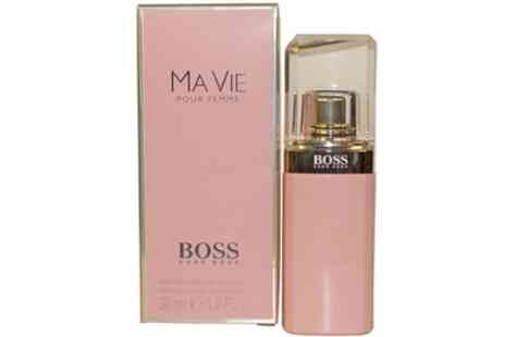 Groupon Goods Global GmbH - Womens Hugo Boss MaVie EDP 30ml With Free Delivery - Save 20%