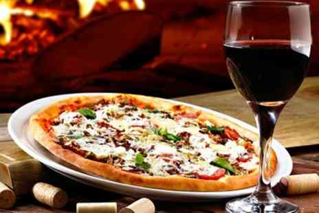 The Ship Inn - Choice of Pizza with Glass of Wine for Two or Four - Save 51%