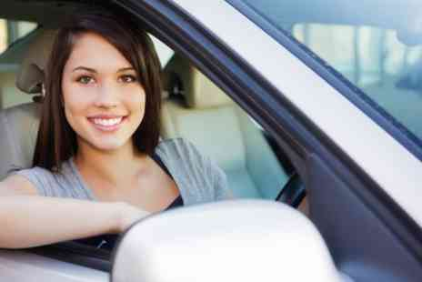 Driving Young - Young Driver Experience For One or Two - Save 52%