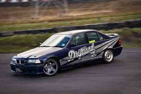 DriftlandUK - Choice of Drift Taxi and Driving Experiences - Save 72%