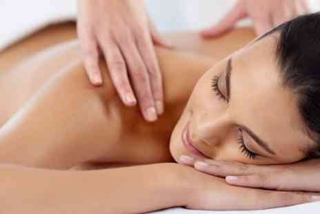 Relaxing Moments by Wendy - 45 Minute Holistic Scrub or 60 Minute Full Body Massage - Save 49%
