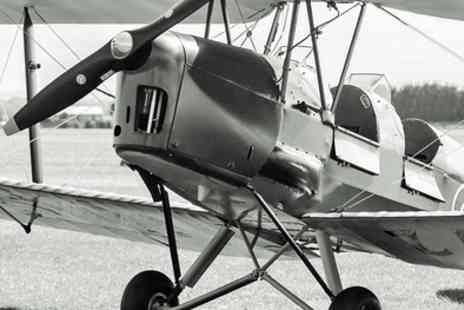 Vintage Flight Academy - World War II Flight Experience with Optional HD GoPro Video - Save 53%