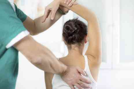 Holistic Healthcare Clinics - Osteopathy Consultation with Two Treatments - Save 80%