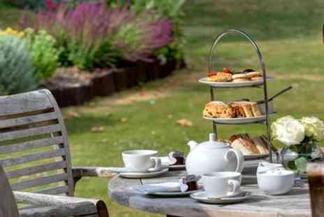 The Winchester Royal Hotel - Royal Afternoon Tea with Champagne for Two or Four - Save 33%