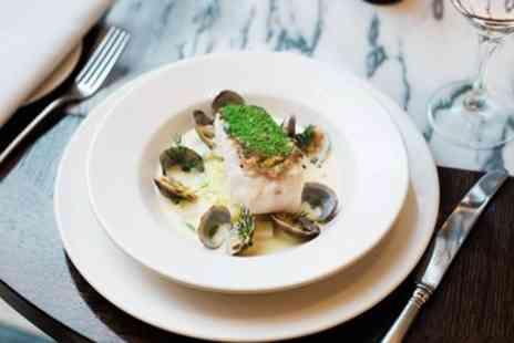 Boulestin - Highly Rated French Meal & Bubbly for 2 - Save 46%