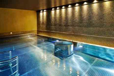 Fabiano Hotels - Battersea Spa Treat with Massage & Afternoon Tea - Save 0%
