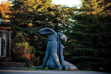 Yorkshire Sculpture Park - Brunch and hot drinks for two including all day parking - Save 44%