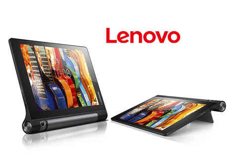 Laptop Outlet - 8 inch Lenovo Yoga Tab 3 with Qualcomm Quad Core CPU, 1GB RAM & 16GB eMMC - Save 67%
