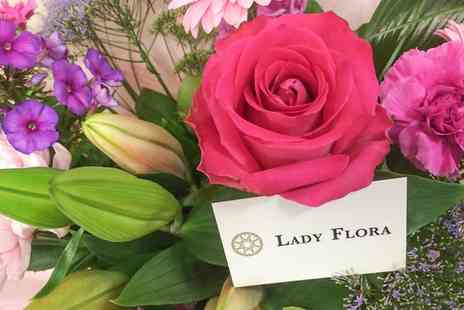Lady Flora - £30 or £50 to Spend on Bouquets - Save 0%