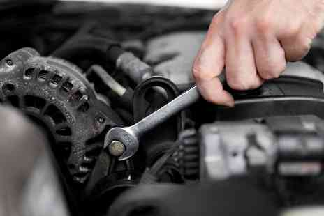Chapmans Auto Centres Coventry - Bronze Car Service Including Oil, Filter Change, Break Safety Check and MOT - Save 56%