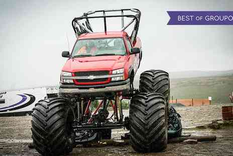 Wicked Adventures - Monster Truck Driving Experience with Wicked Adventures - Save 50%