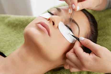 SQ Studio - Refill, Half or Full Set of Semi Permanent Individual Eyelash Extensions - Save 30%