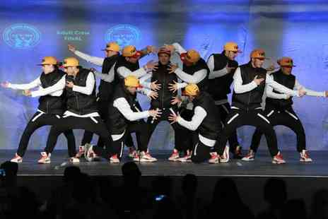 UK Street Dance Championships - An Evening Ticket to the UK Street Dance Championships 2016 - Save 50%