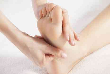 Adorez - 45 Minute Foot Reflexology Session with Optional 20 Minute Indian Head Massage - Save 0%